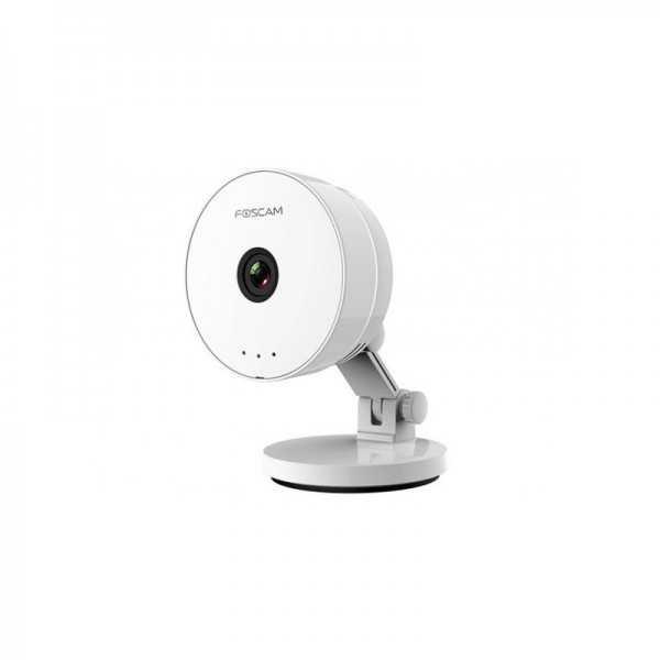 Camara IP Wifi Foscam C1 Lite - blanca