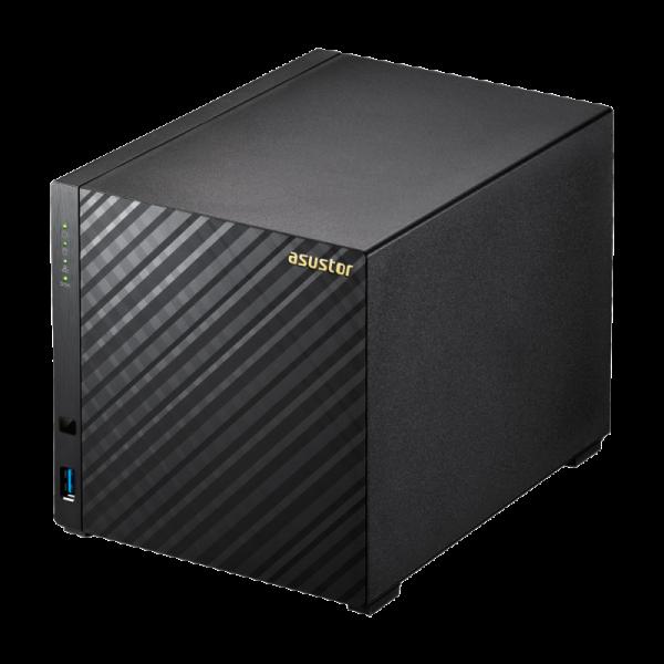 Asustor AS3104T de 4 bahías para 4 discos duros