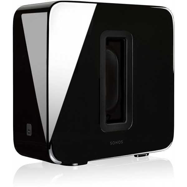 Sonos SUB - Subwoofer , Negro