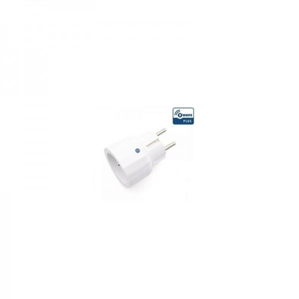 Enchufe Aeontec de AeonLabs Inline Smart Energy con medición de consumo