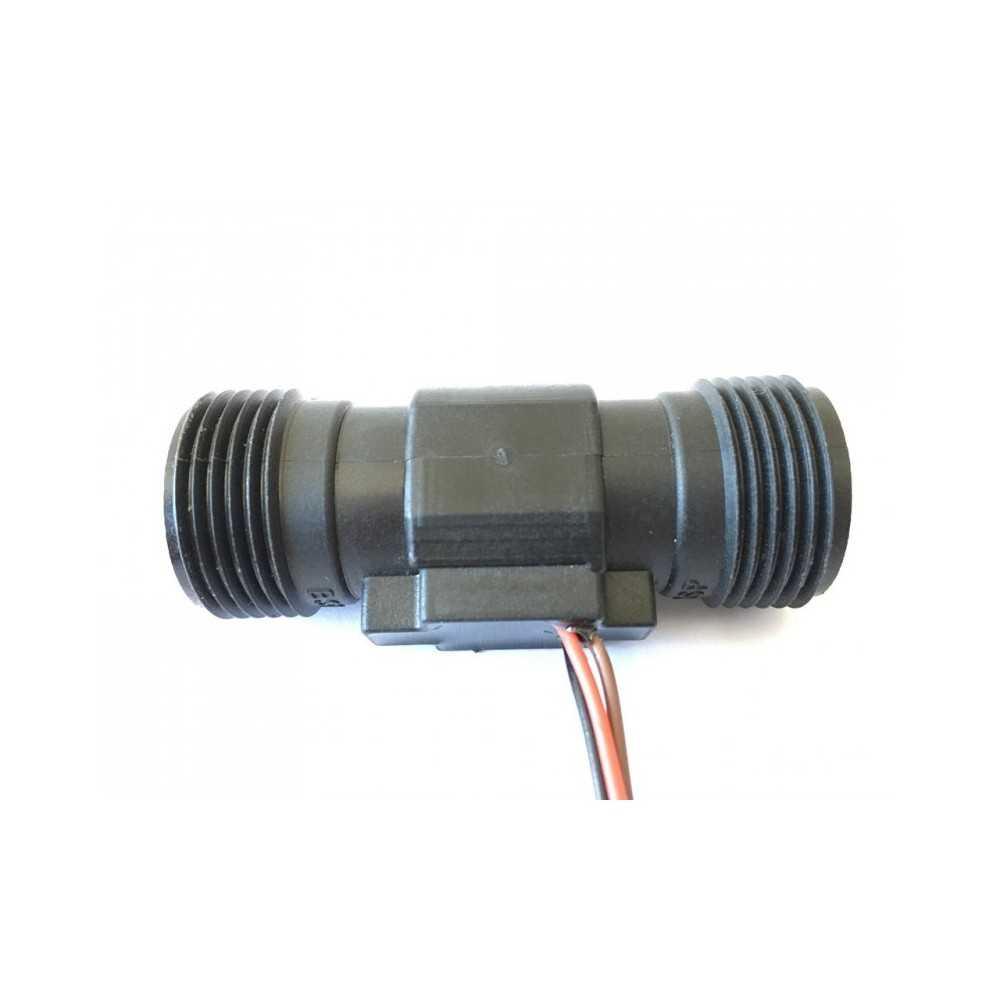 Medidor de caudal GreenIQ para tuberías de 1 pulgada