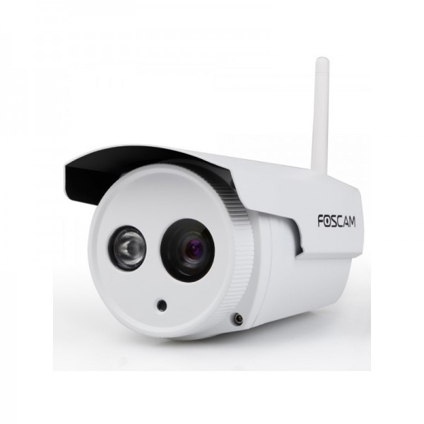 Foscam FI9803P Cámara de vigilancia IP (1,0 Mpx, WLAN, 720P). Color blanco