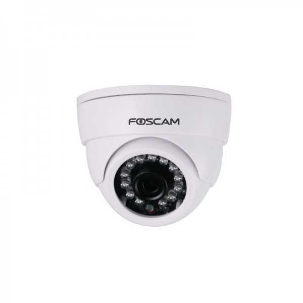 Camara IP tipo domo Foscam FI9851P WIFI 720p Mini-DOMO Orientable ONVIF