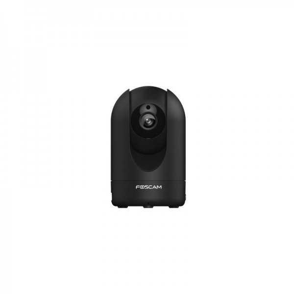 Foscam R2 Cámara Negra IP 110º Visión Nocturna 8m. Slot Micro SD hasta 64MB