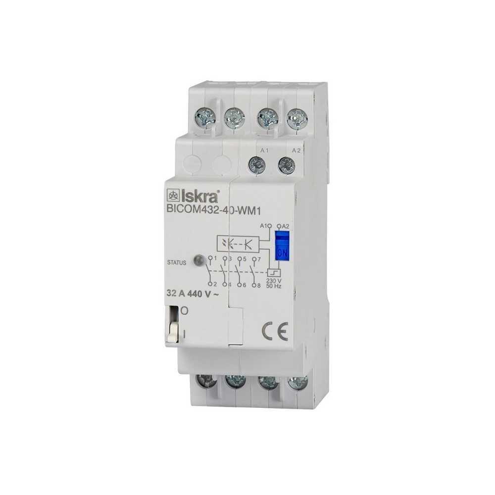 Qubino Flush On/Off Thermostat